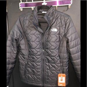 The North Face black tamburello jacket L